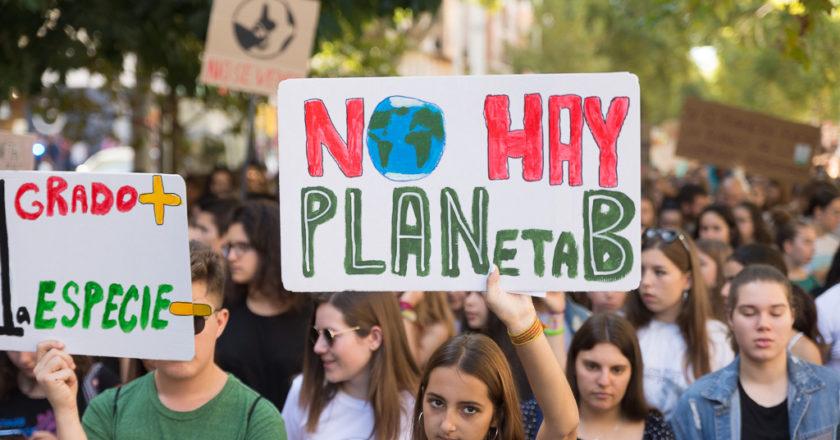 crisis ecológica Fridays