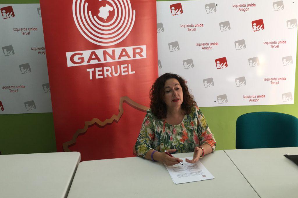 Ganar Teruel propone que el Ayuntamiento de Teruel apruebe un protocolo contra las agresiones machistas