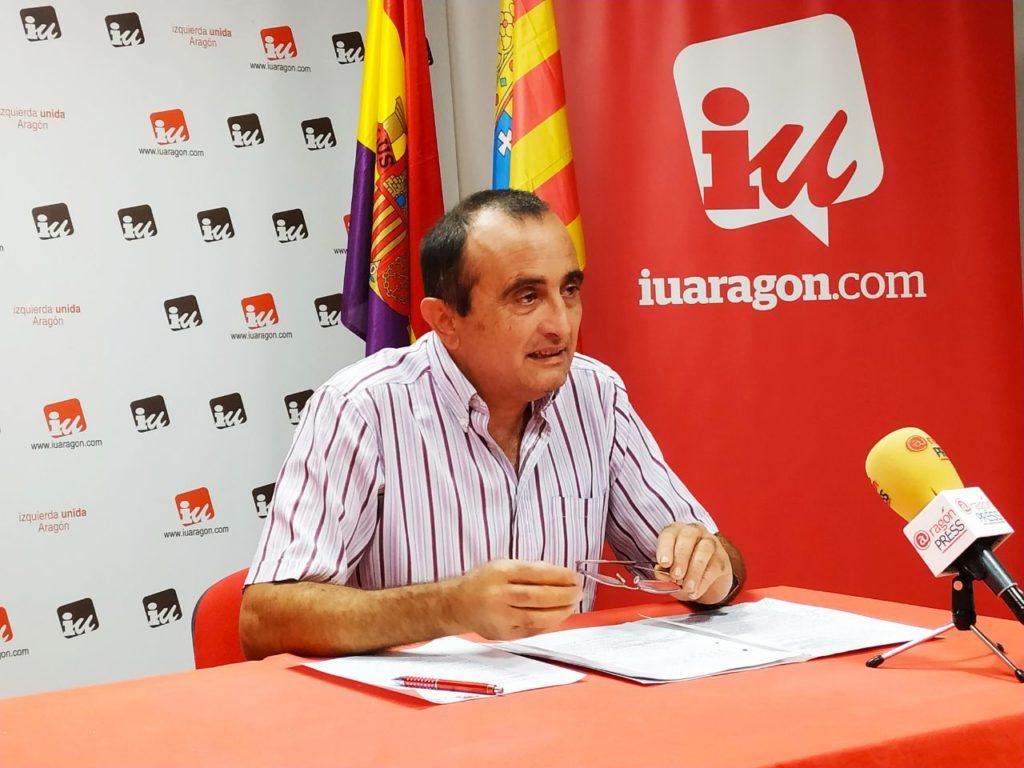 """Raúl Ariza: """"PP-Cs y Vox paralizan las medidas del bien común y ponen alfombra roja a los intereses particulares de las grandes familias"""""""
