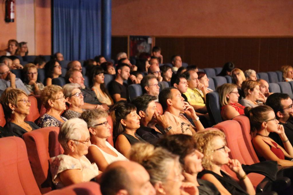 La Sección Panorama Aragonés y Local debuta en el IV Festival Internacional de Cine de Mequinensa
