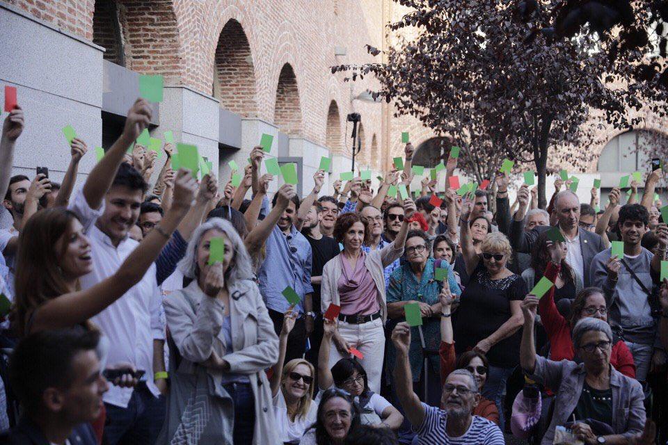 El partido de Errejón (Más Madrid) decide presentarse a las elecciones estatales del 10-N