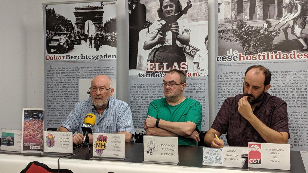 'Senderos de Libertad': la extraordinaria historia de solidaridad de 'Los Hijos de la Noche' en el Torrerico Libertario