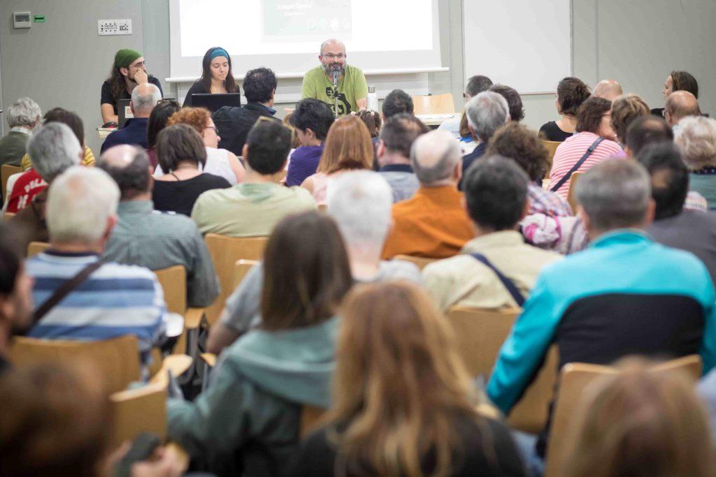 La Alianza por la Emergencia Climática de Aragón prepara una semana de acciones y movilización del 20 al 27 de septiembre