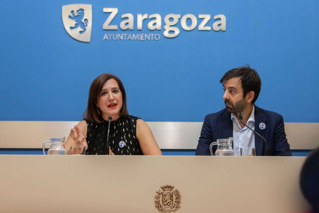 Zarpazo del Gobierno de Zaragoza a las Fiestas del Pilar 2019