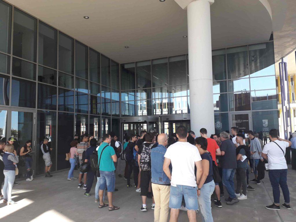 Glovo gana tiempo al aplazarse hasta marzo el macrojuicio de Zaragoza