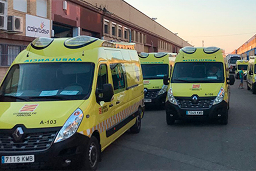 CGT denuncia impagos en las nóminas del personal de las ambulancias del 061