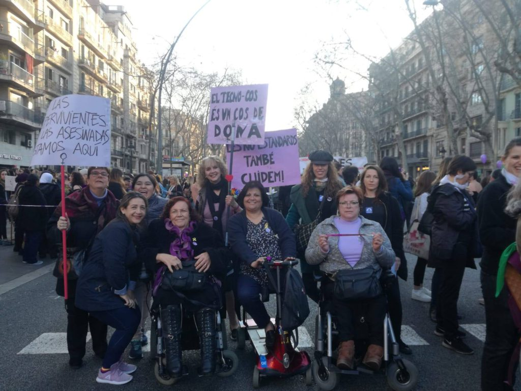 Estudio sobre la situación social y laboral de las mujeres con discapacidad