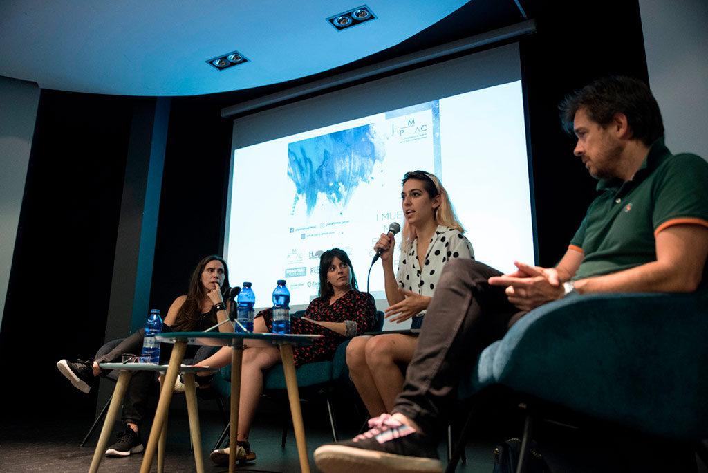 Cine, exposiciones y talleres feministas para visibilizar a las mujeres en el arte contemporáneo