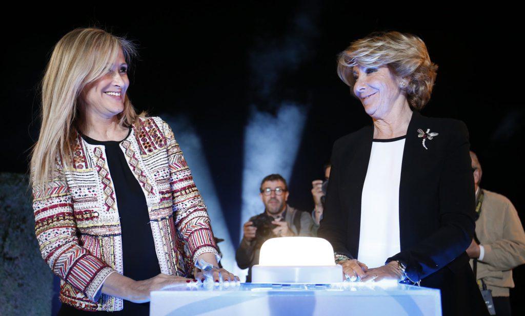 Esperanza Aguirre y Cristina Cifuentes son imputadas por la financiación irregular del Partido Popular de Madrid