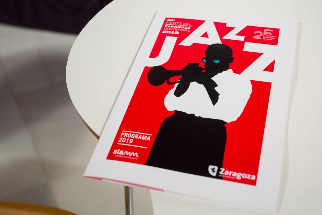 La 36ª edición del Festival de Jazz de Zaragoza arrancará con una gala inaugural a cargo de Jordi Sabatés