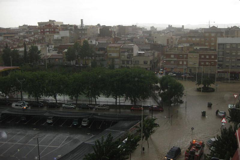 Ecologistas en Acción advierte de que paralizar y desmontar la edificación en los cauces evitaría las inundaciones