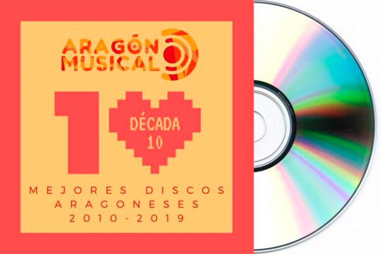A la búsqueda del mejor disco aragonés de la década