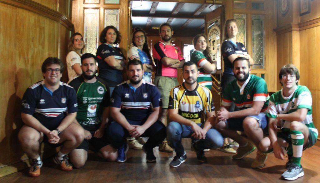 Sábado de rugby: El Fénix juega en Zaragoza y arranca el primer torneo escolar