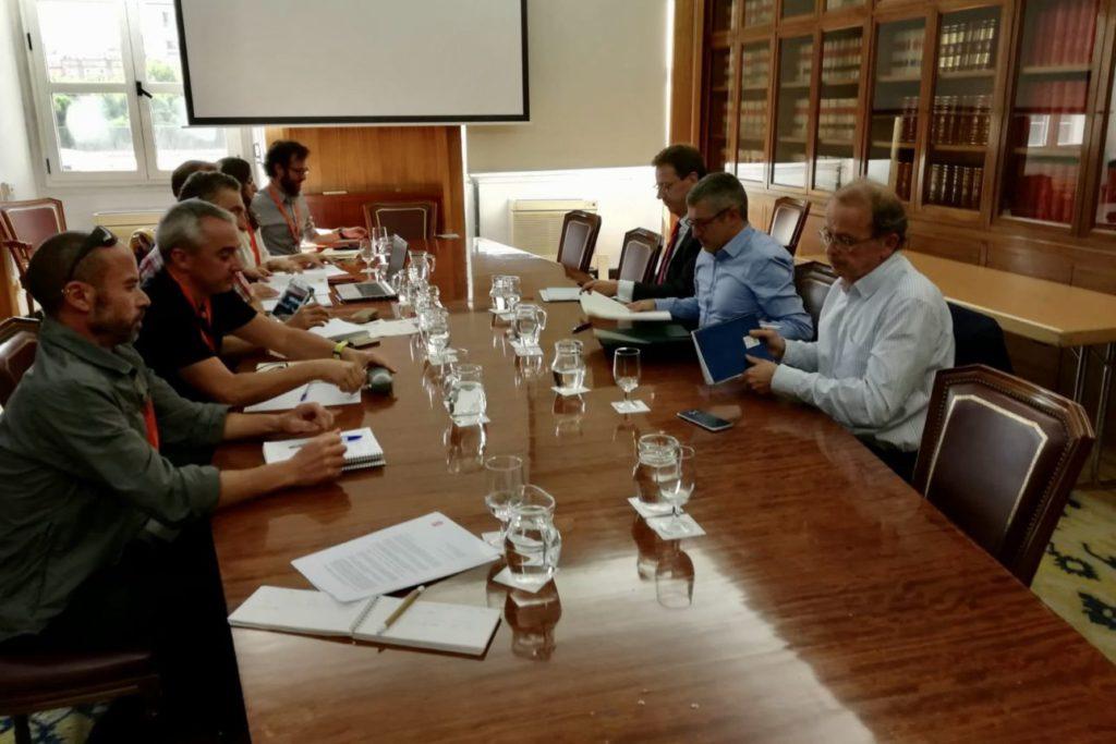 La Plataforma SOS Tendidos Eléctricos reclama que la DGA se comprometa para reducir las muertes de aves