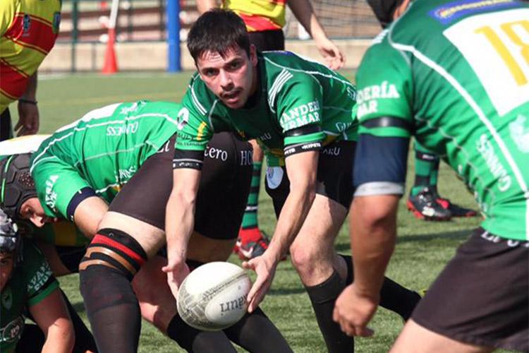 El Club de Rugby Teruel no logra superar contra el Castellón su tercera jornada de liga