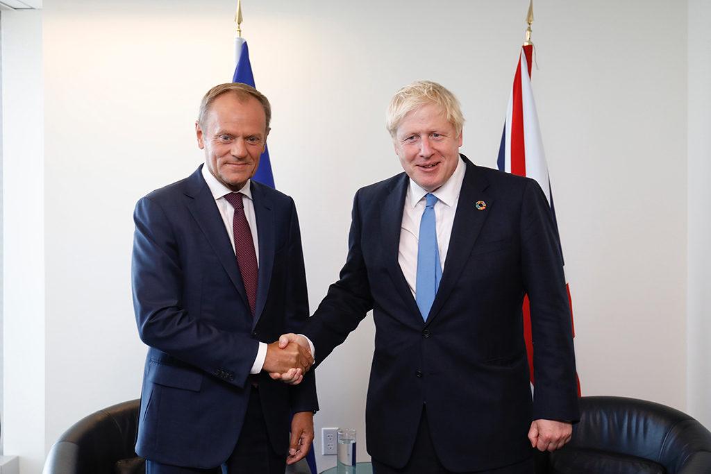 La Unión Europea acepta una nueva prórroga para retrasar el Brexit hasta el 31 de enero de 2020