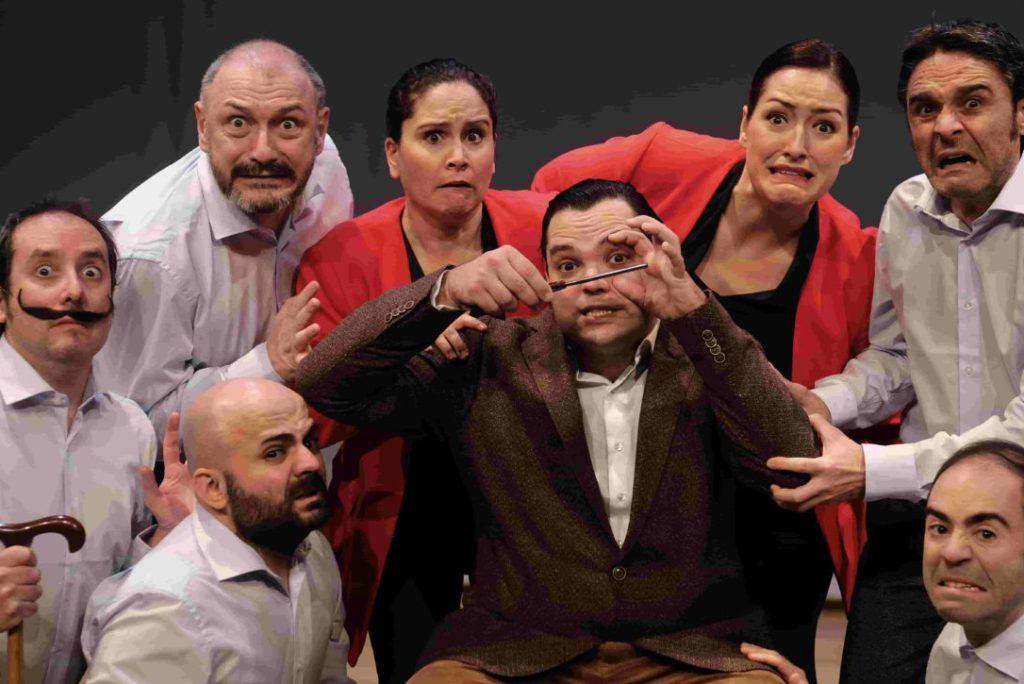 Escuela Cómica Suicida presenta su nuevo espectáculo 'Buñuel, el león de Calanda'