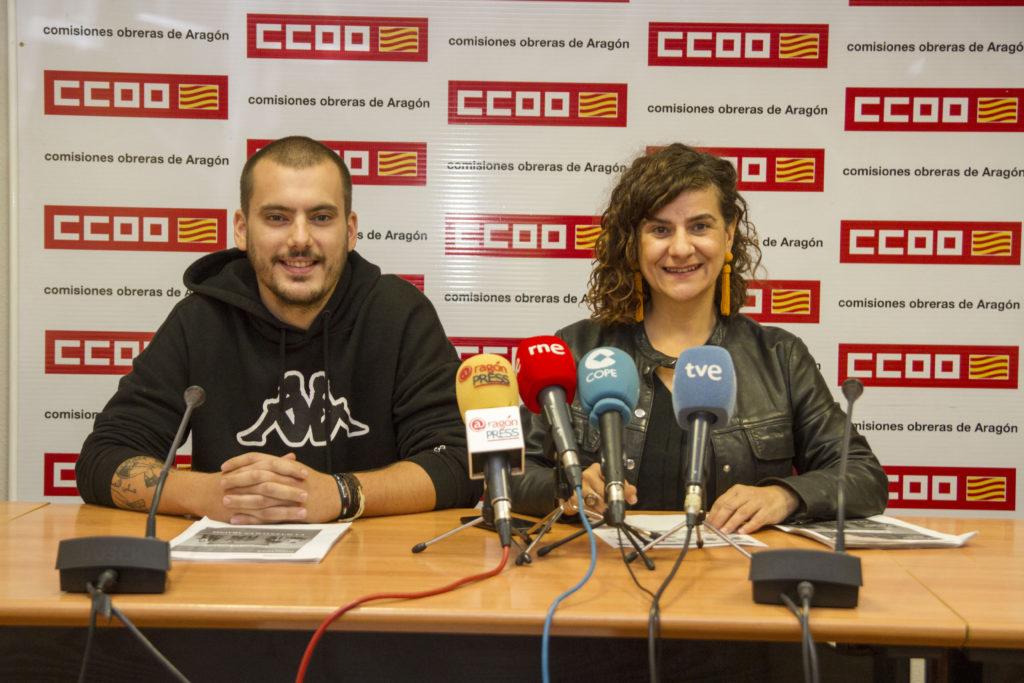 La precariedad juvenil se establece estructuralmente en el mercado laboral aragonés