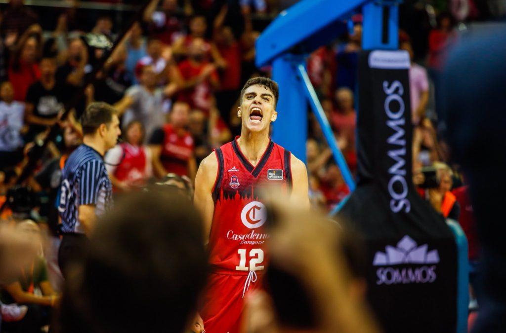 Basket Zaragoza también puede con el Barça