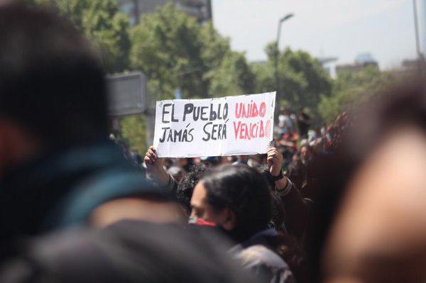Policía española en Chile: No lo entendemos