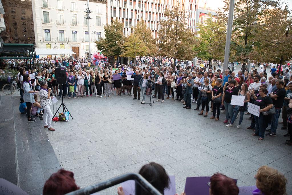 Los abusos sí son agresiones sexuales: El Ayuntamiento de Zaragoza no quiso aplicar el Protocolo durante las Fiestas del Pilar