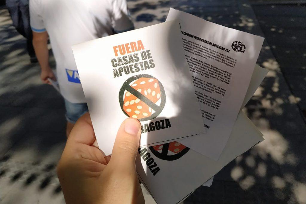 El Ayuntamiento de Zaragoza aprueba la licencia de un salón de juego que operaba sin ella desde 2014