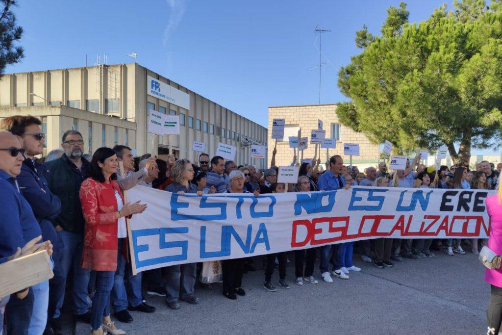 La plantilla de Future Pipe ratifica un preacuerdo con la empresa y desconvoca la huelga