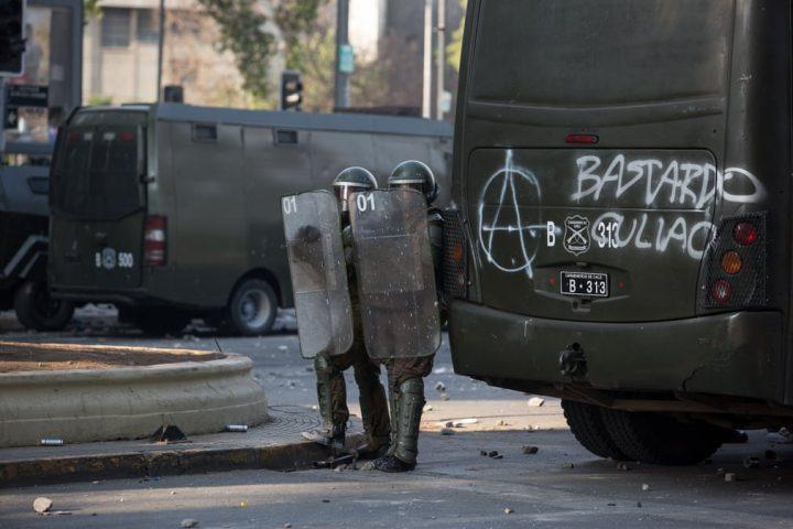 Chile: tiembla el paladín neoliberal latinoamericano