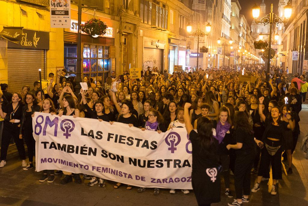 Una mujer denuncia una agresión sexual durante la madrugada del sábado de las Fiestas del Pilar