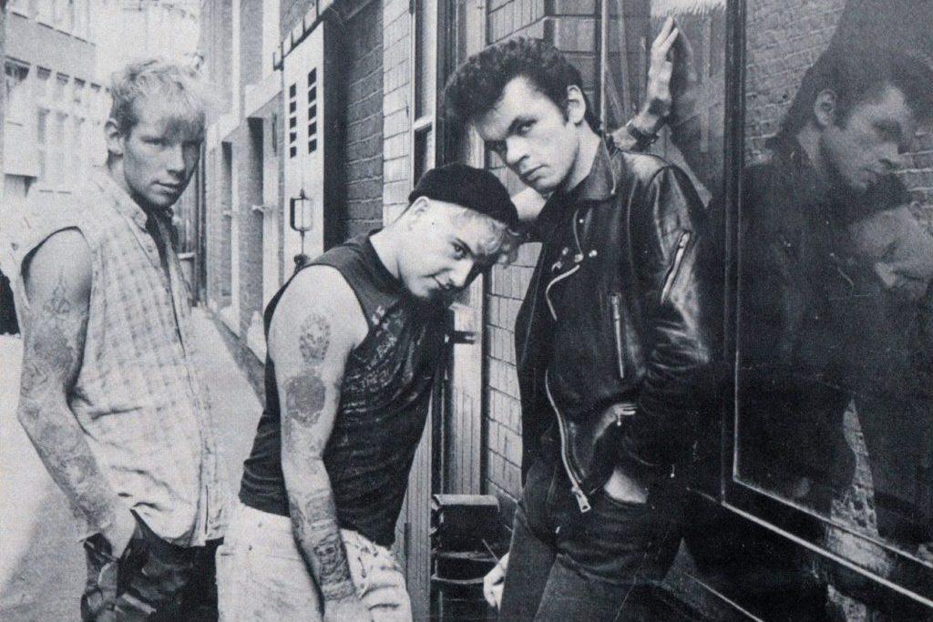 """The Meteors, inventores del """"Psychobilly"""", celebran en Zaragoza sus 40 años de carrera"""