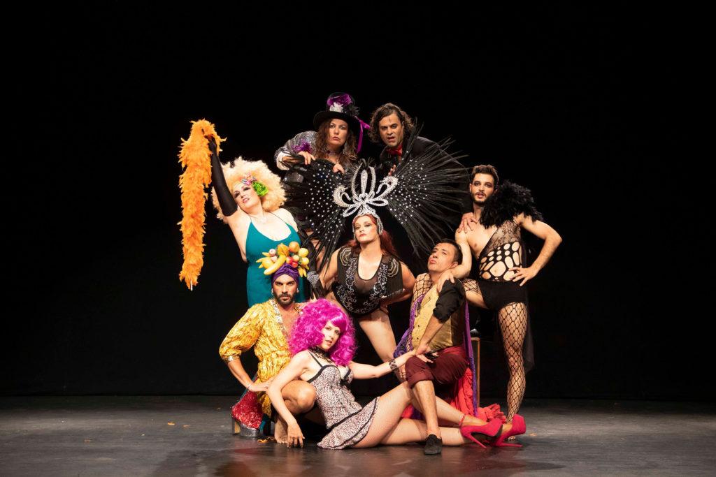 Teatro Arbolé se convertirá en un gran cabaret en las Fiestas del Pilar