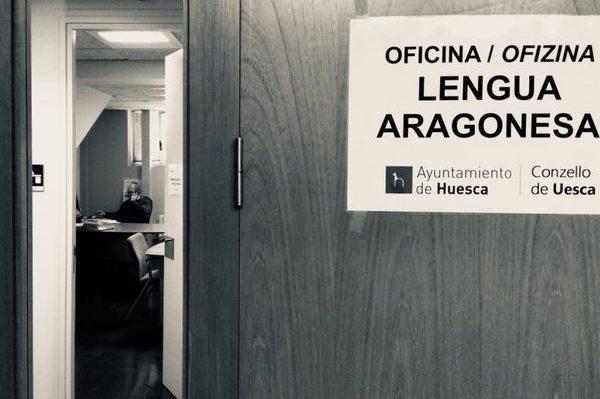 Con Huesca Podemos Equo defiende la utilidad de la Ofizina de Lengua Aragonesa