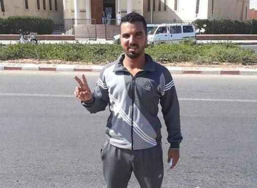 Condenado a seis años de prisión el periodista saharaui, Oulid Salek Batal, por un supuesto «atentado contra la autoridad»