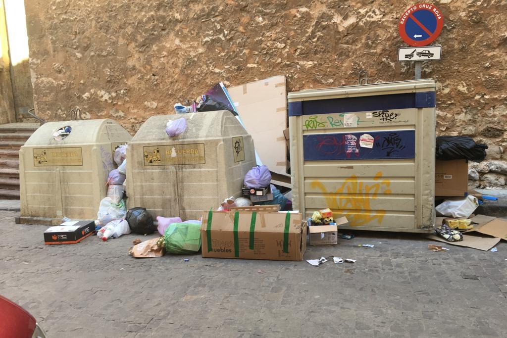 Ganar Teruel – IU insta al Ayuntamiento de Teruel a gestionar directamente la recogida de basuras