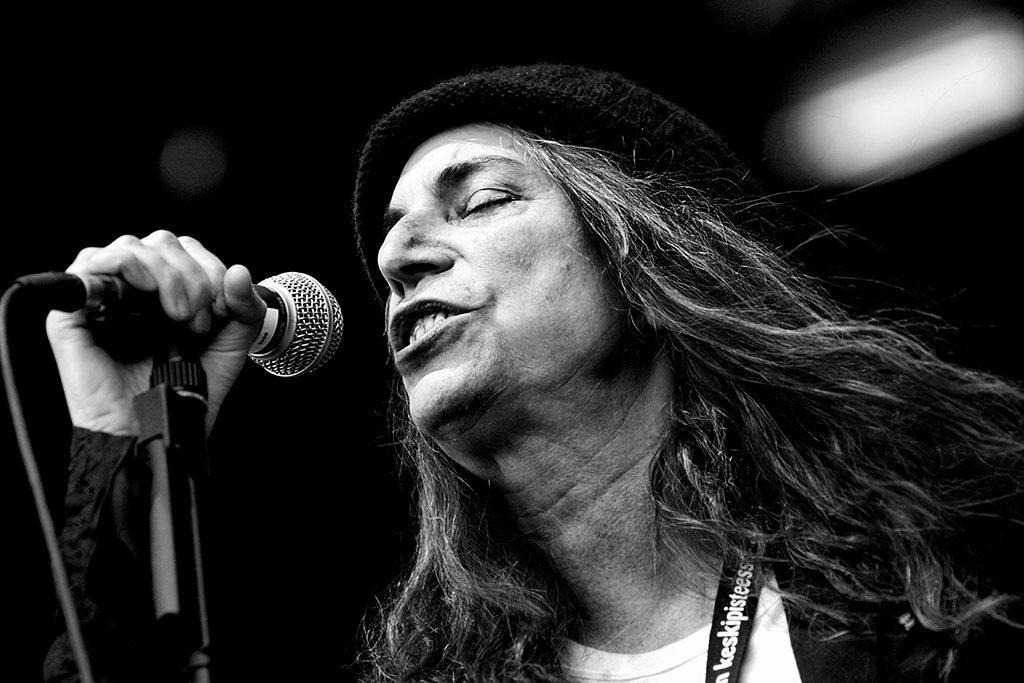 La icónica Patti Smith encabeza las nuevas confirmaciones del Azkena Rock Festival 2020
