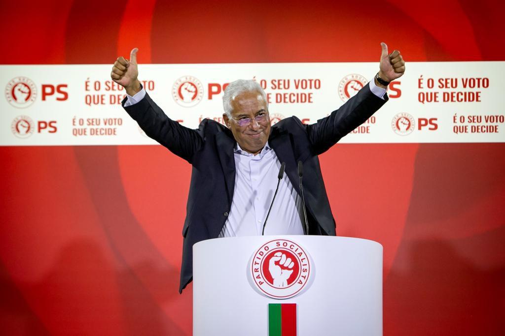 Portugal decide seguir en la senda de la socialdemocracia y la izquierda