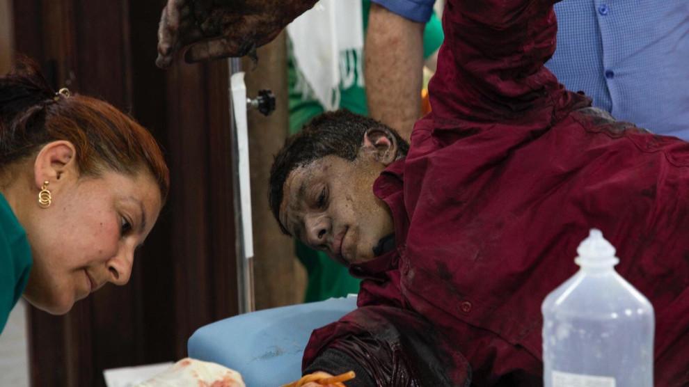 Turquía continúa atacando a la población civil de Rojava violando el alto el fuego