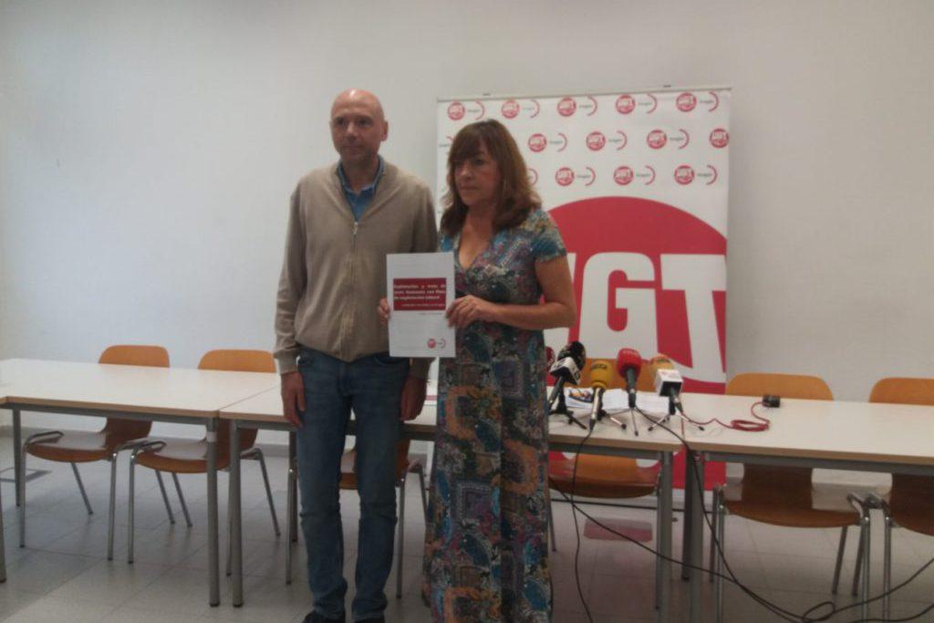 UGT denuncia el incremento de «casos de explotación y trata de seres humanos» en Aragón