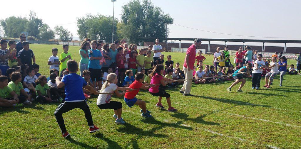 Belver d'a Cinca abre la temporada de los Juegos Bajo Cinca Monegros con la celebración de sus XXXVI Jornadas de Juegos Tradicionales