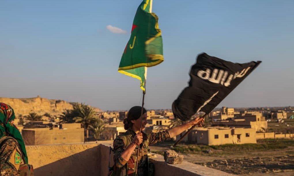 Turquía amenaza con «un ataque repentino» a Rojava tras la retirada de EEUU