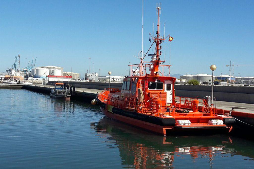 Salvamento Marítimo tiene más lanchas inoperativas que en funcionamiento para atender el mar de Alborán