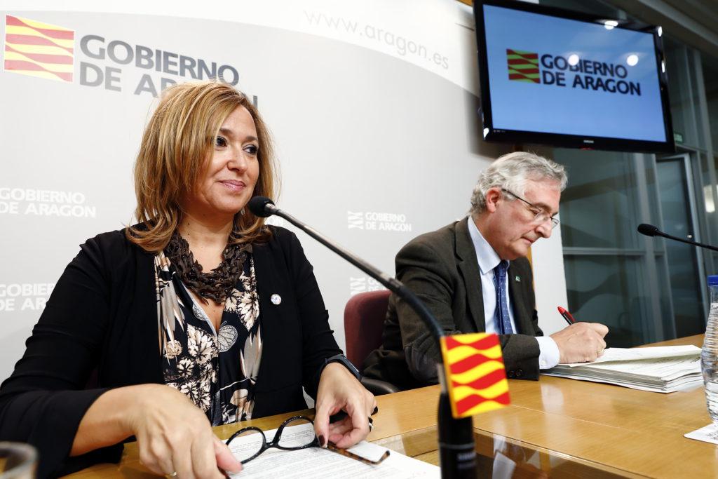 El Gobierno de Aragón firma de forma urgente el proyecto de Ley de Modificación del ICA