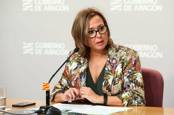 El Gobierno de Aragón convenia con los Colegios de Abogados el asesoramiento a mujeres que han sufrido violencia machista