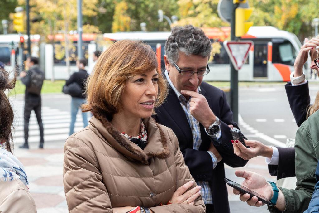 La plantilla de parques y jardines defiende la prohibición del glifosato y exige una rectificación pública a Natalia Chueca (PP), responsable de Servicios Públicos
