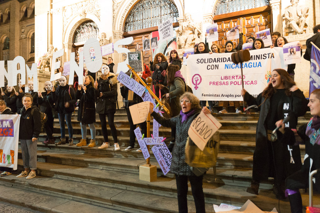 Aumentan las mujeres y familiares que denuncian la violencia machista y las condenas a agresores
