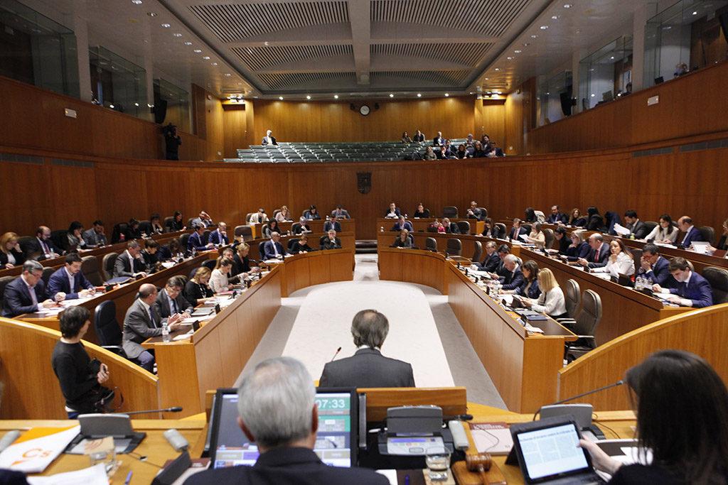 PSOE, CHA, Podemos y PAR presentarán en las Cortes de Aragón una PNL contra la violencia machista