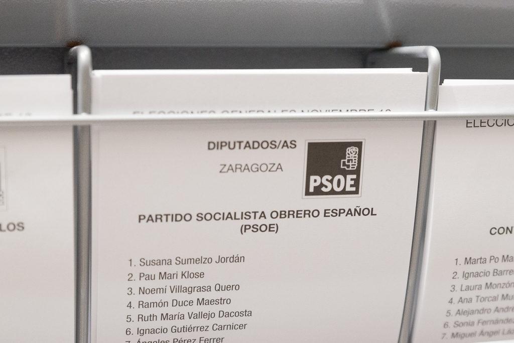 El sondeo de GAD-3 da al PSOE como ganador del 10N pero perdiendo apoyos