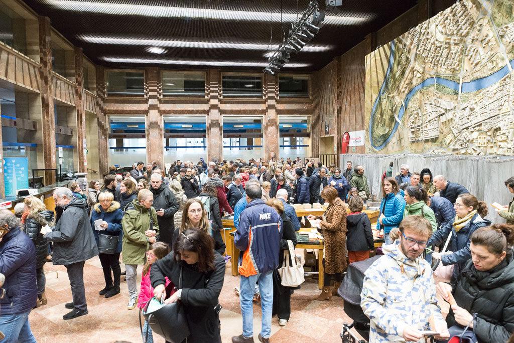 La participación en Aragón a las 14.00 horas cae 3,6 puntos respecto al 28A