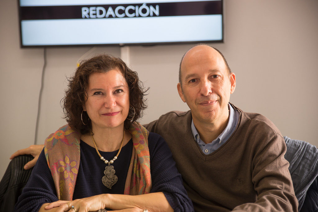 «Hemos nacido para construir desde la izquierda mayorías de progreso». Entrevista a Carmelo Asensio y Cristina Marín (CHA – Más País – Equo)