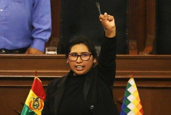 El Senado aprueba un primer trámite para convocar nuevas elecciones en Bolivia